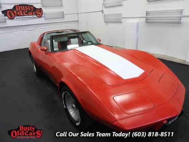 1979 Chevrolet Corvette   962175