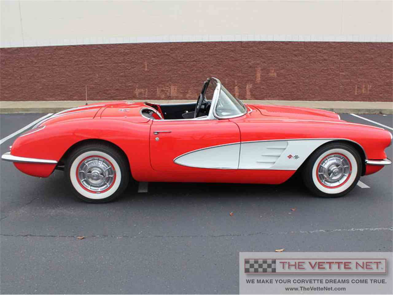 Large Picture of '58 Corvette - KKWQ