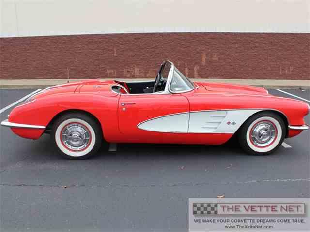 1958 Chevrolet Corvette | 960218