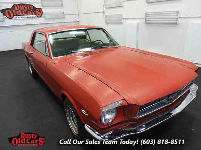 1966 Ford Mustang | 962192