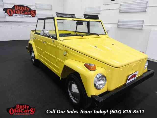 1973 Volkswagen Thing | 962203
