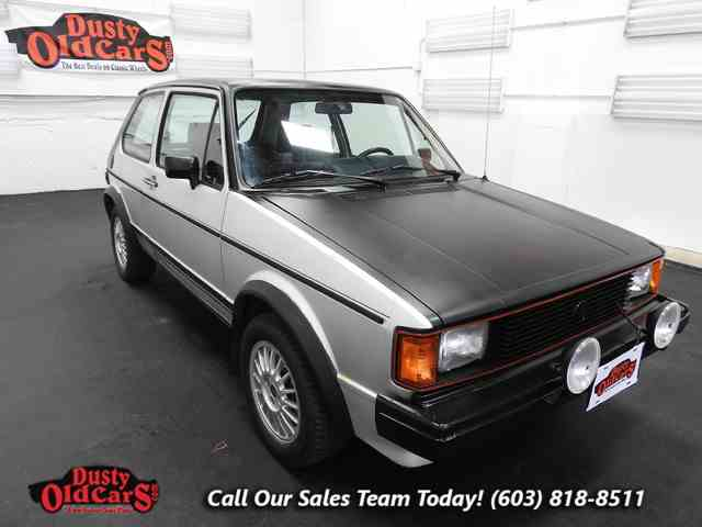 1984 Volkswagen Rabbit | 962204