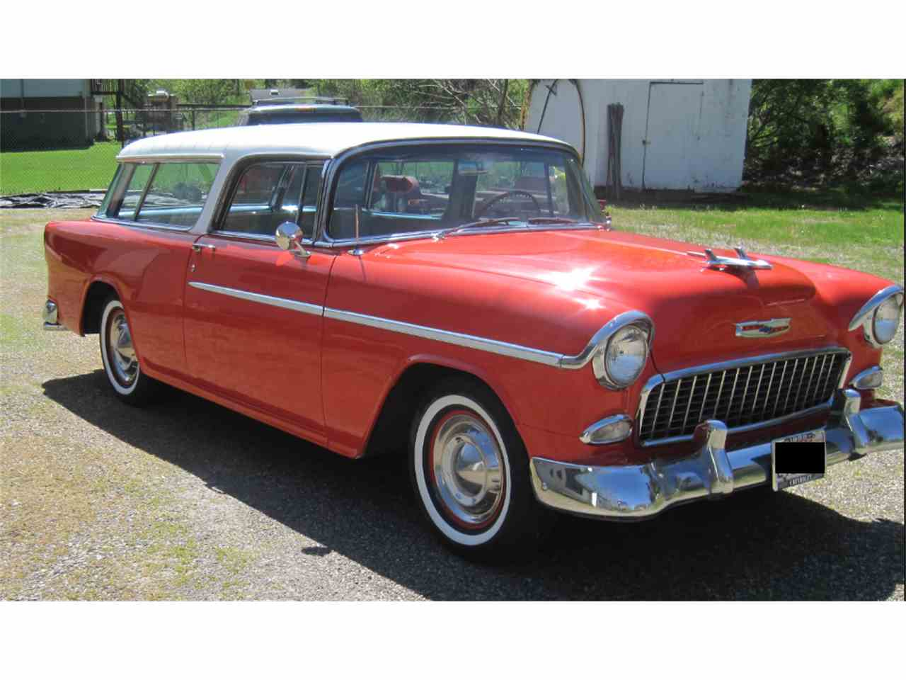 1955 Chevrolet Nomad for Sale | ClassicCars.com | CC-962205