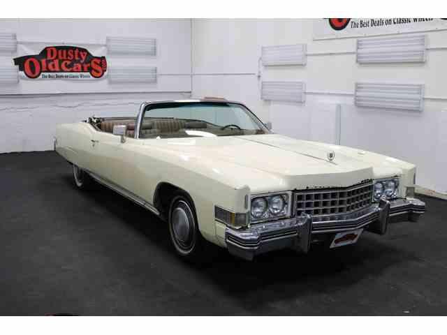 1974 Cadillac Eldorado | 962246