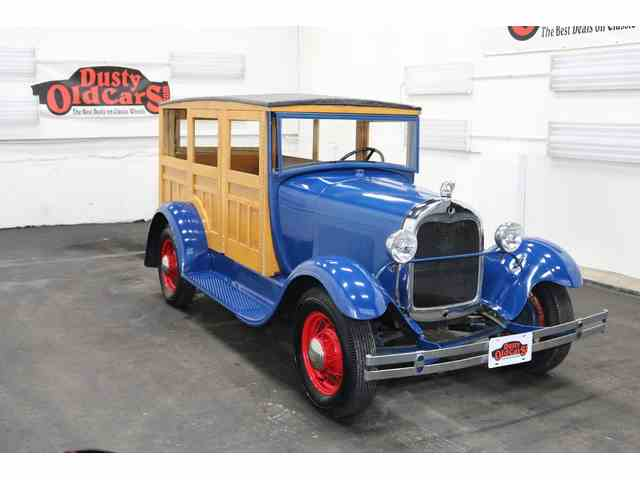 1929 Ford Model A | 962262