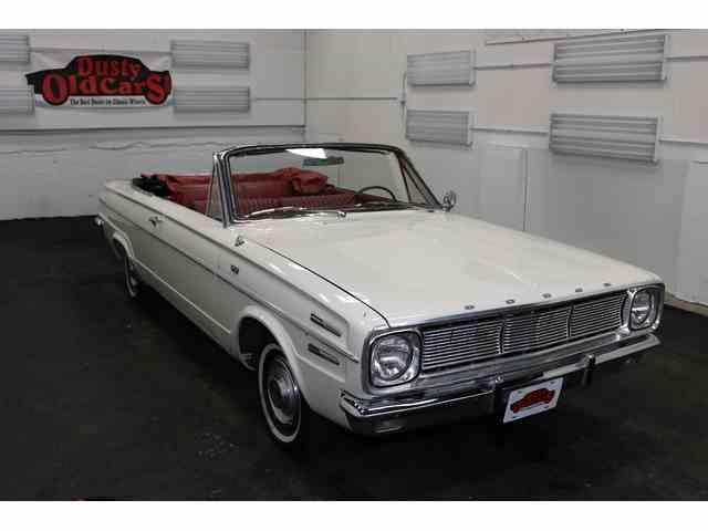 1966 Dodge Dart   962267