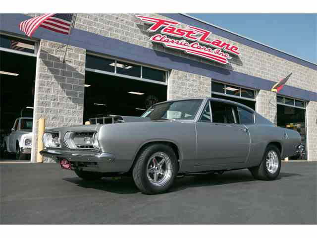 1968 Plymouth Barracuda | 960228