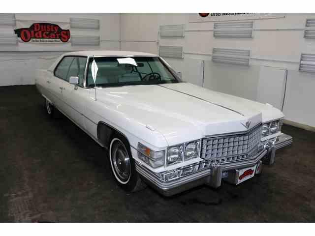 1974 Cadillac DeVille | 962292