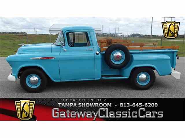 1957 Chevrolet 3200 | 960230