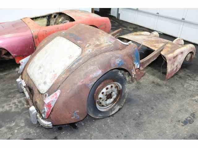 1960 MG MGA   962302