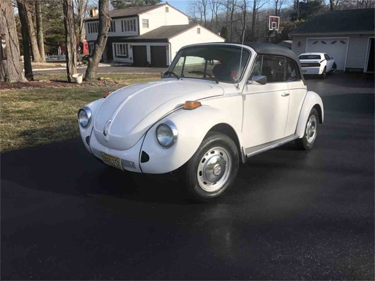 1978 volkswagen super beetle for sale cc 962339. Black Bedroom Furniture Sets. Home Design Ideas