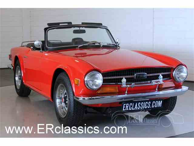1973 Triumph TR6 | 960234