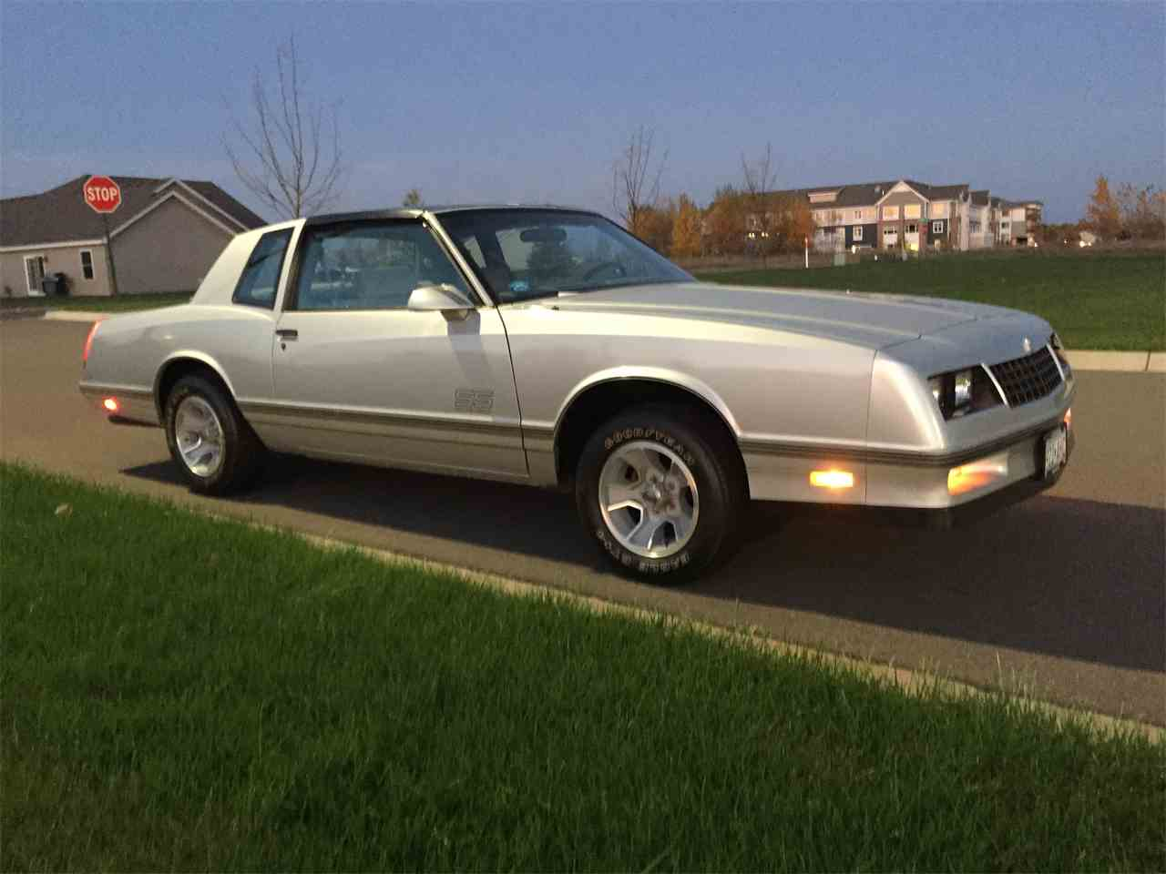 1988 chevrolet monte carlo ss for sale. Black Bedroom Furniture Sets. Home Design Ideas