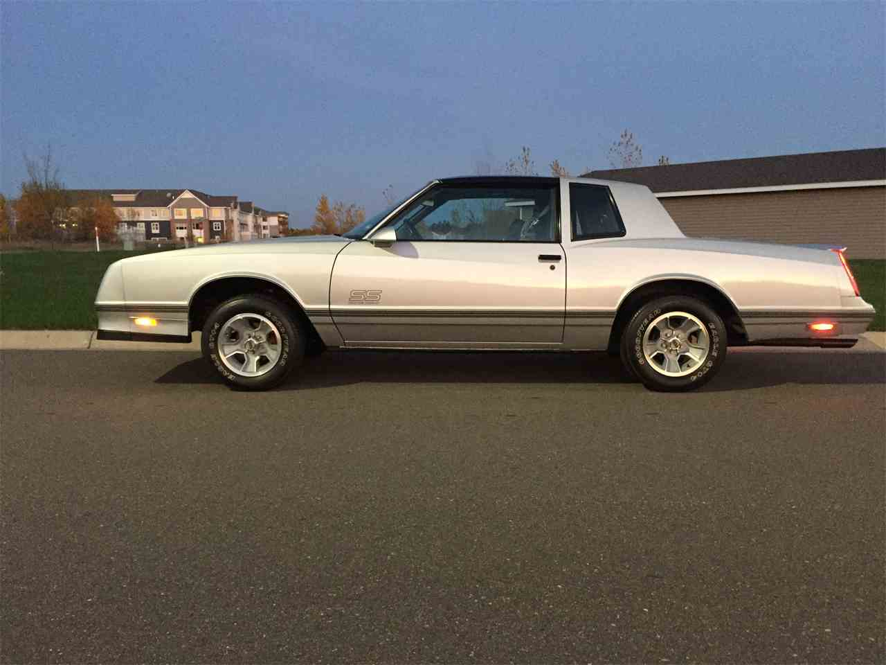 All Chevy 1988 chevrolet monte carlo ss for sale : 1988 Chevrolet Monte Carlo SS for Sale | ClassicCars.com | CC-962340
