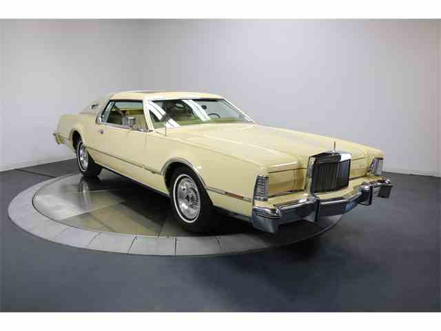 1976 Lincoln Continential Mark IV | 962344