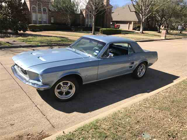 1967 Ford Mustang | 962356