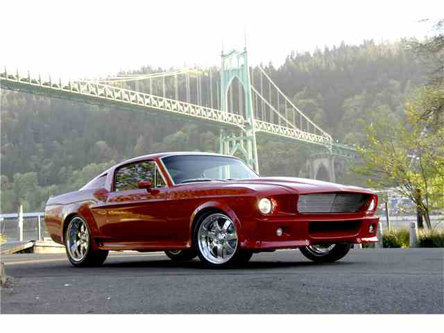 1967 Ford Mustang | 962362