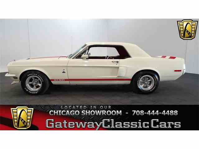 1968 Ford Mustang | 960237