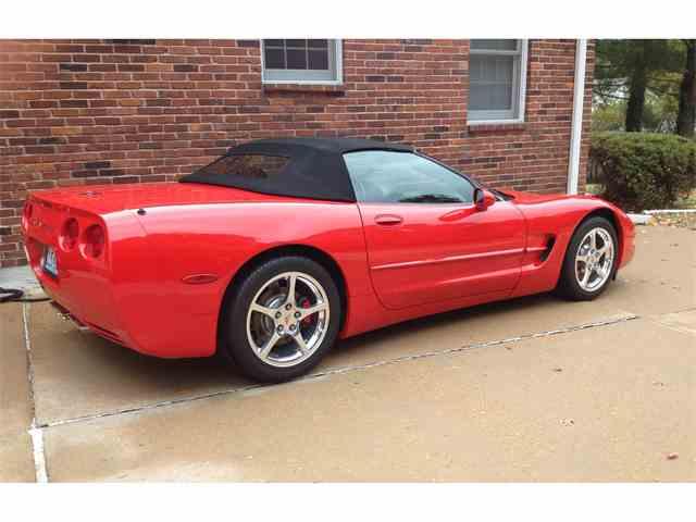 2004 Chevrolet Corvette | 962372