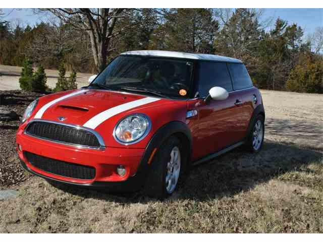 2007 Mini Cooper S Hatchback | 962384