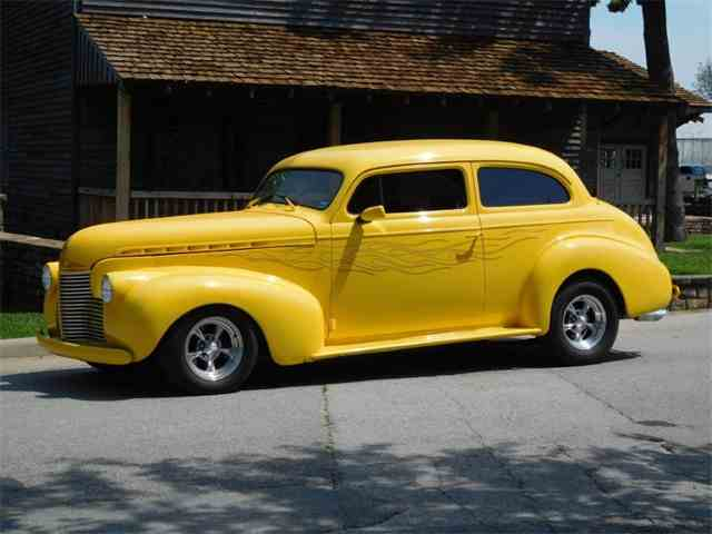 1940 Chevrolet 2-Dr Coupe | 962390