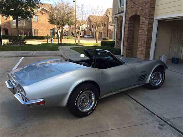 1970 Chevrolet Corvette | 960024