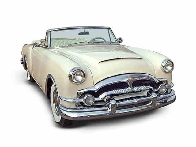 1953 Packard Caribbean | 962408