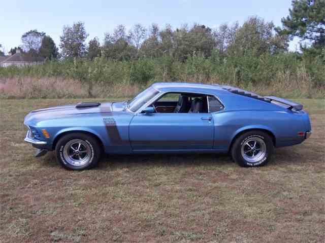 1970 Ford Mustang | 962411