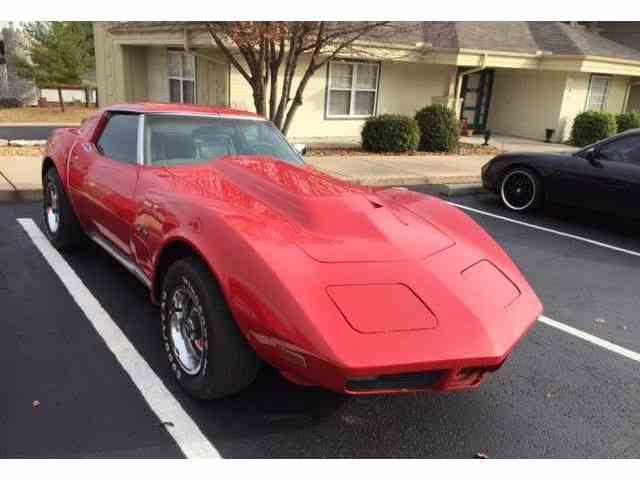 1974 Chevrolet Corvette   962413