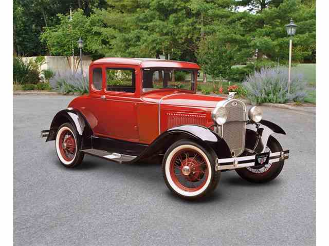 1931 Ford Model A | 962414