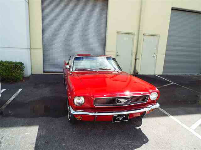 1966 Ford Mustang | 962415