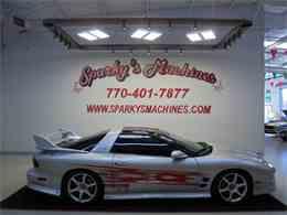 2000 Pontiac Firebird Trans Am for Sale - CC-962416