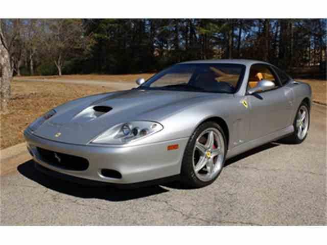 2003 Ferrari 575M Maranello | 962418