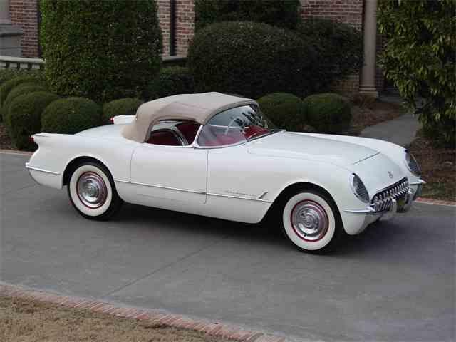1954 Chevrolet Corvette | 962433