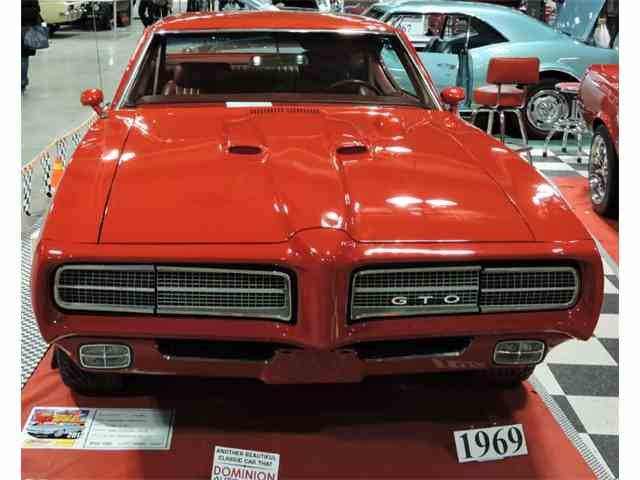 1969 Pontiac GTO | 962440