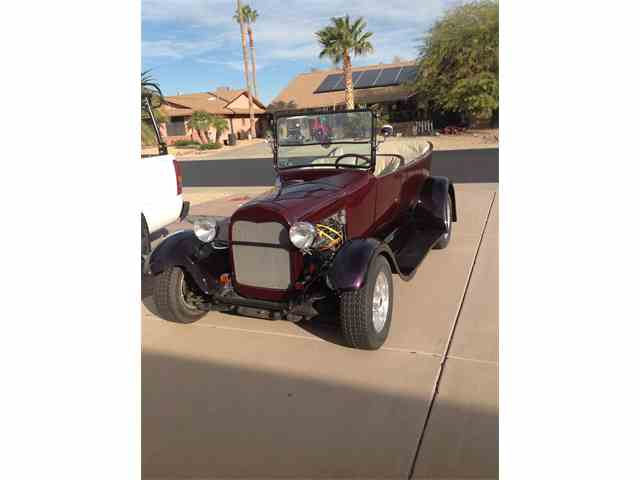 1928 Ford Model A | 962444