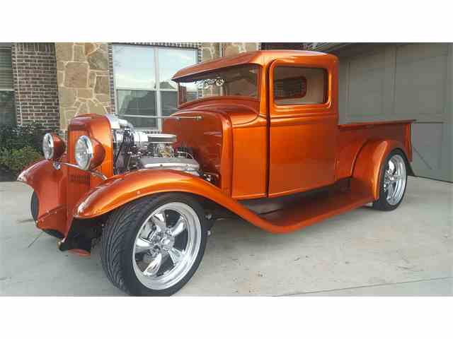 1934 Ford Custom Street Rod Pickup | 962445