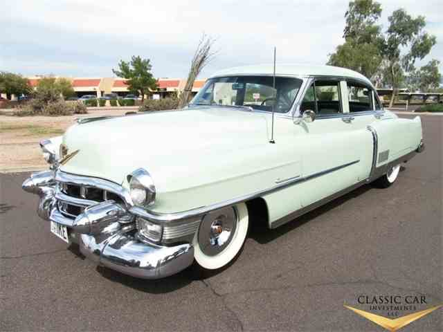 1953 Cadillac Fleetwood 60 Special | 962449