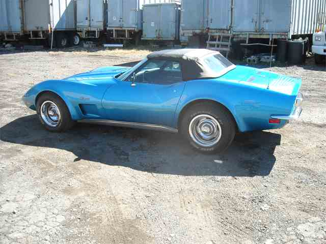 1973 Chevrolet Corvette L82   960245