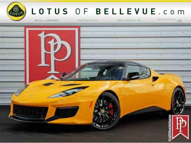 2017 Lotus Evora 400 | 962464