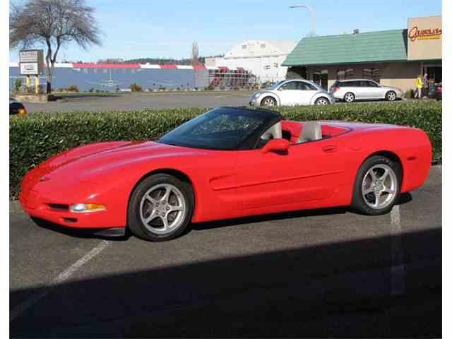 2000 Chevrolet Corvette | 962470