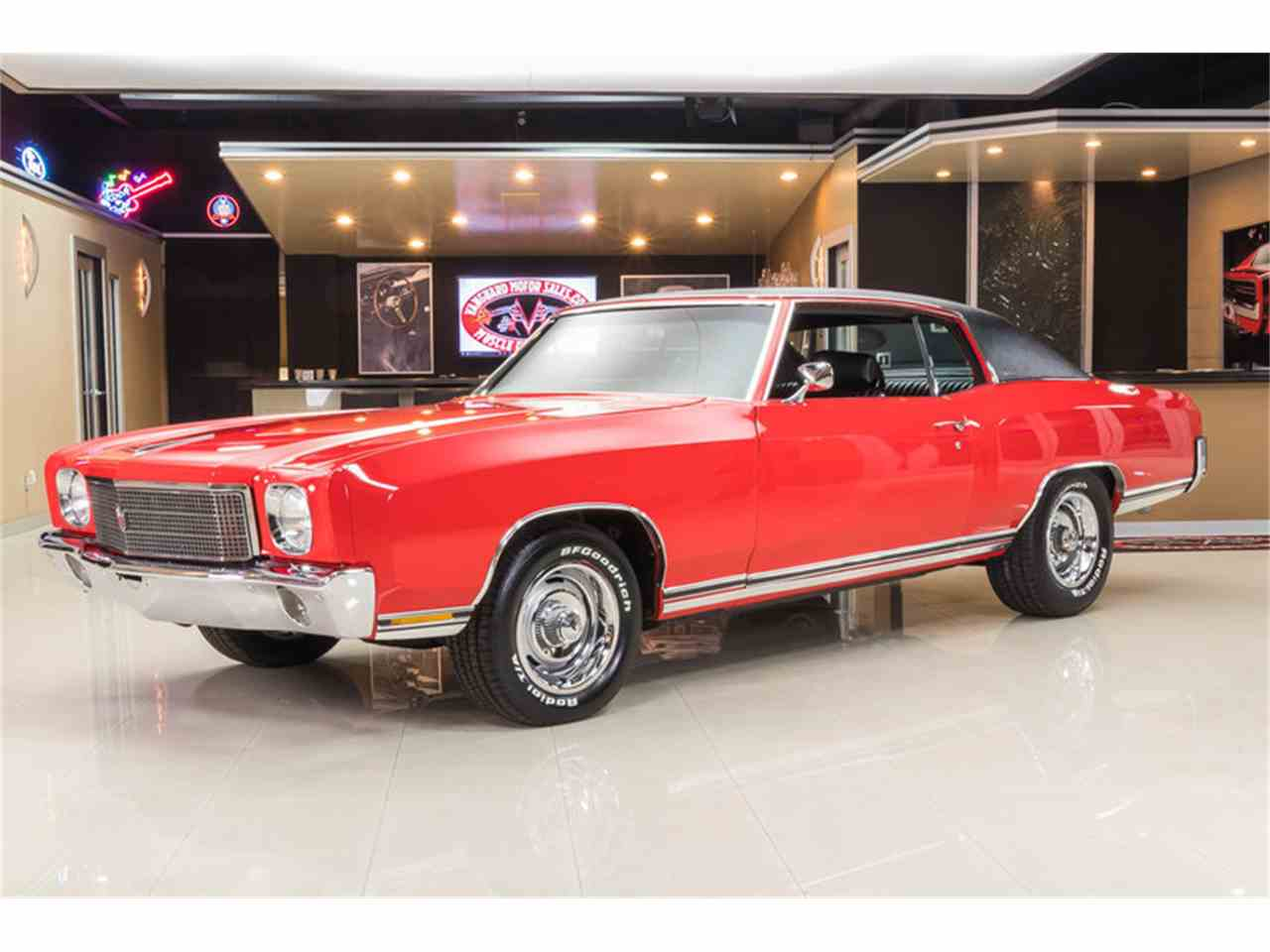 1970 chevrolet monte carlo for sale cc. Black Bedroom Furniture Sets. Home Design Ideas