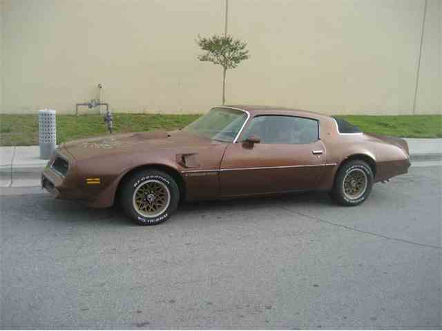 1978 Pontiac Firebird Trans Am | 962473