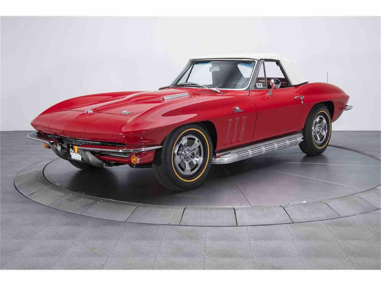 1966 Chevy Corvette Stingray