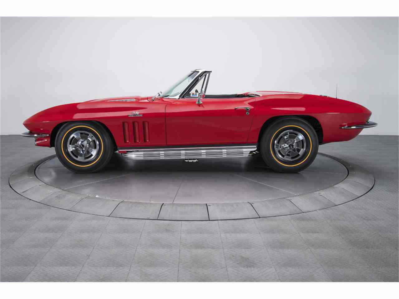 1966 chevrolet corvette stingray for sale cc 962482. Black Bedroom Furniture Sets. Home Design Ideas