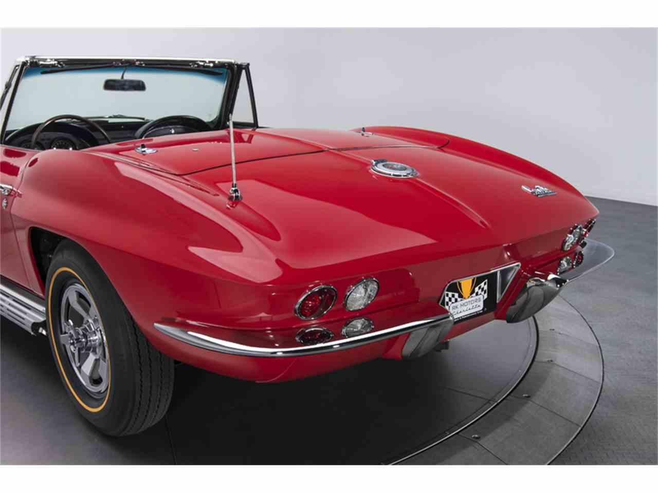 1966 Chevrolet Corvette Stingray For Sale Classiccars