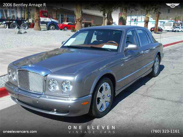 2006 Bentley Arnage | 962484