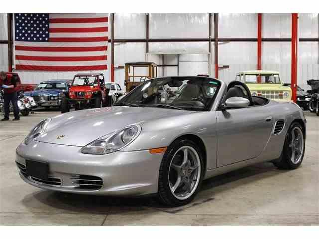 2004 Porsche Boxster | 962485