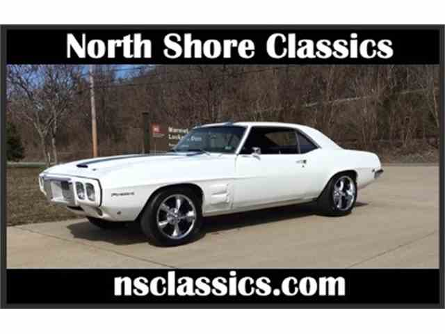 1969 Pontiac Firebird Trans Am | 962490