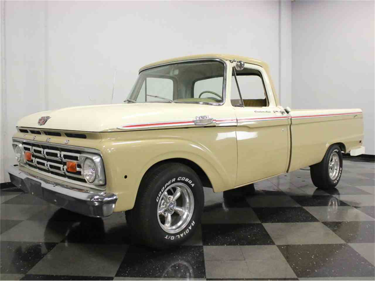 Ford F100 For Sale Craigslist >> 1964 Ford F100 for Sale | ClassicCars.com | CC-962495